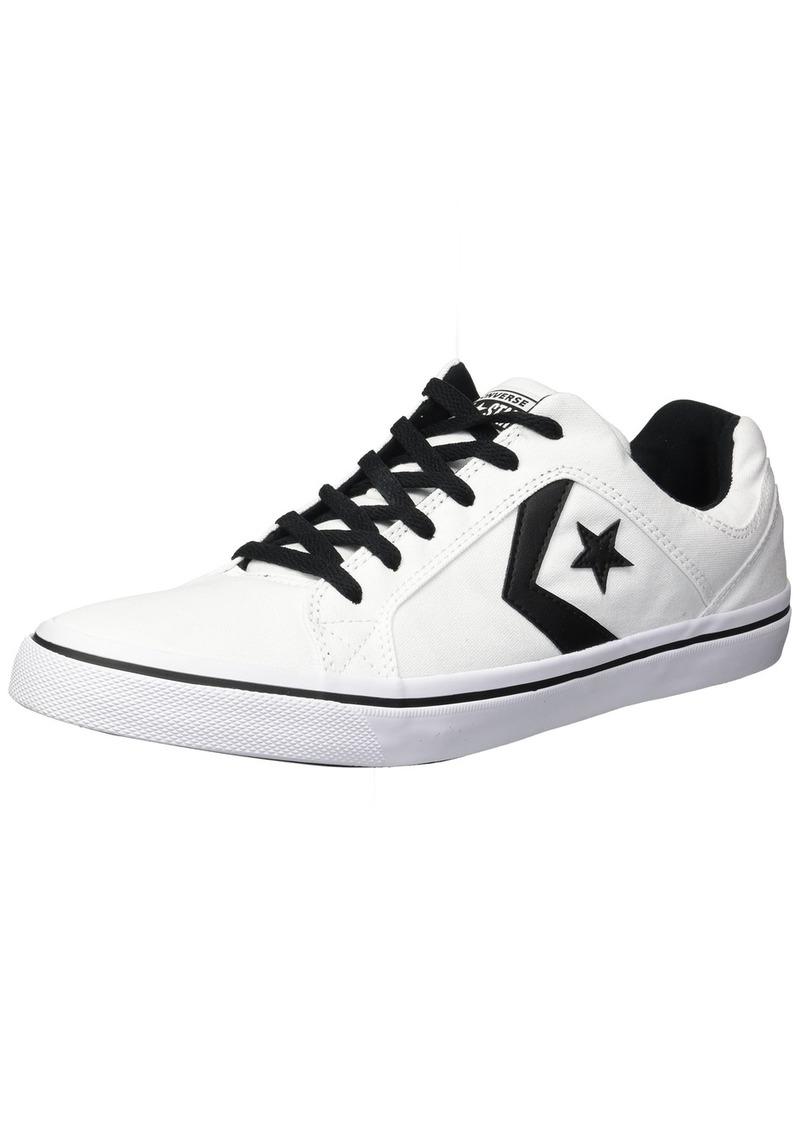 Converse Men's El Distrito Canvas Low Top Sneaker   M US