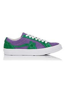 Converse Men's GOLF le FLEUR One Star Suede Sneakers