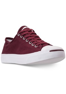 Converse Men's Jack Purcell Jack Ivy Campus Low Top Casual Sneakers from Finish Line