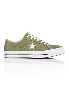Converse Men's One Star OX Suede Sneakers