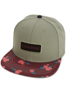 Converse Men's Printed Snap-Back Hat