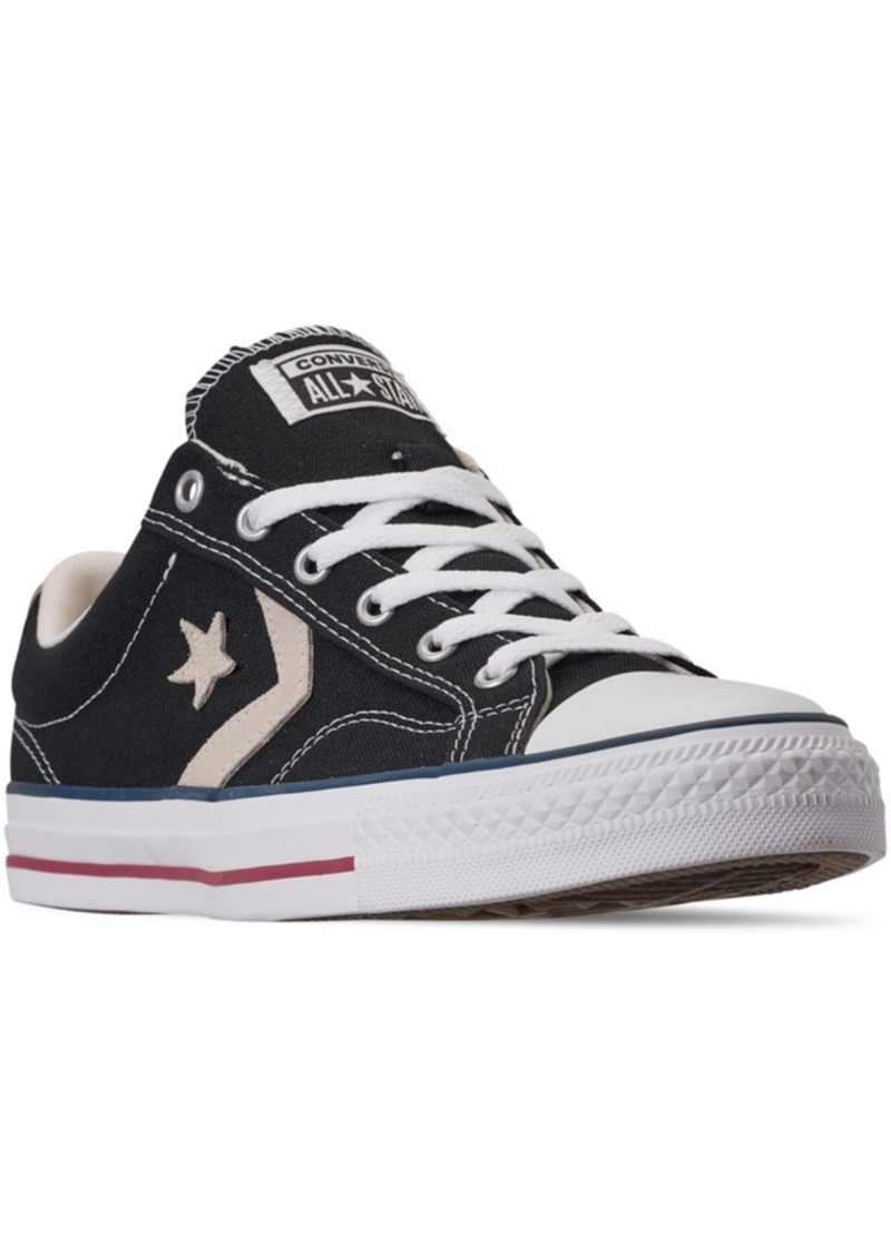 Converse Men's Star Player Low Top Casual Sneakers from Finish Line