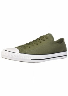 Converse Men's Unisex Chuck Taylor All Star Ballistic Nylon Low Top Sneaker   M US