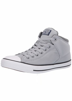 Converse Men's Unisex Chuck Taylor All Star Street High Top Sneaker   M US