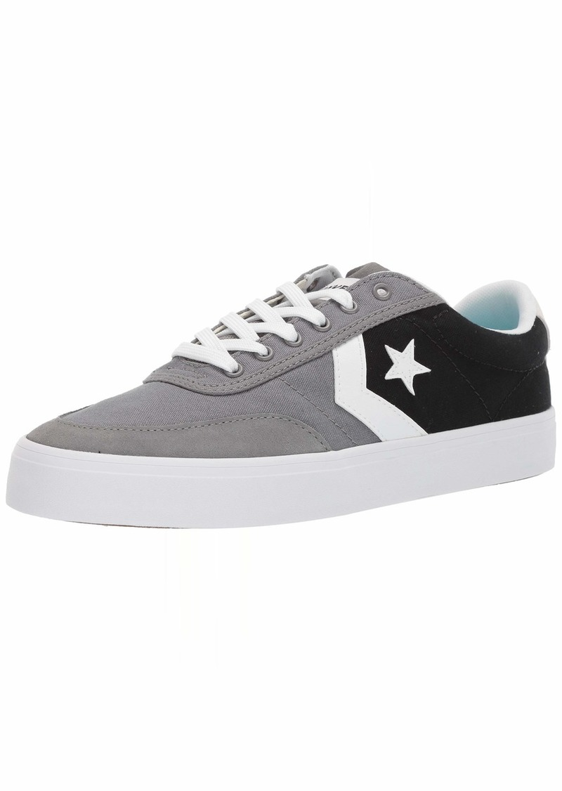 Converse Men's Unisex Courtlandt Colorblocked Low Top Sneaker   M US