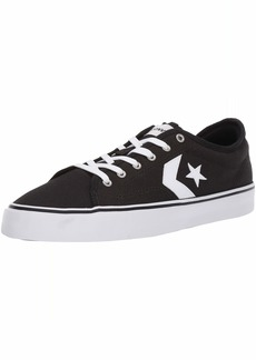 Converse Men's Unisex Star Replay Low Top Sneaker   M US