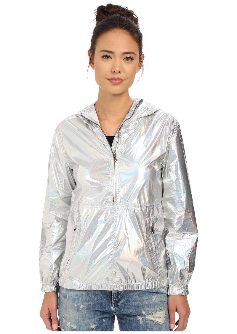 Converse Oil Slick Packable Jacket