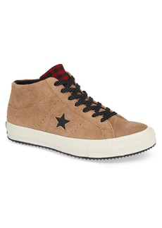 Converse One Star Climate Counter Mid Top Sneaker (Men)