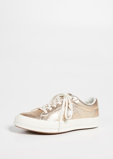 Converse One Star OX Metallic Sneakers