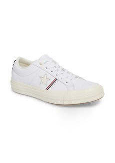 Converse One Star Piping Sneaker (Women)