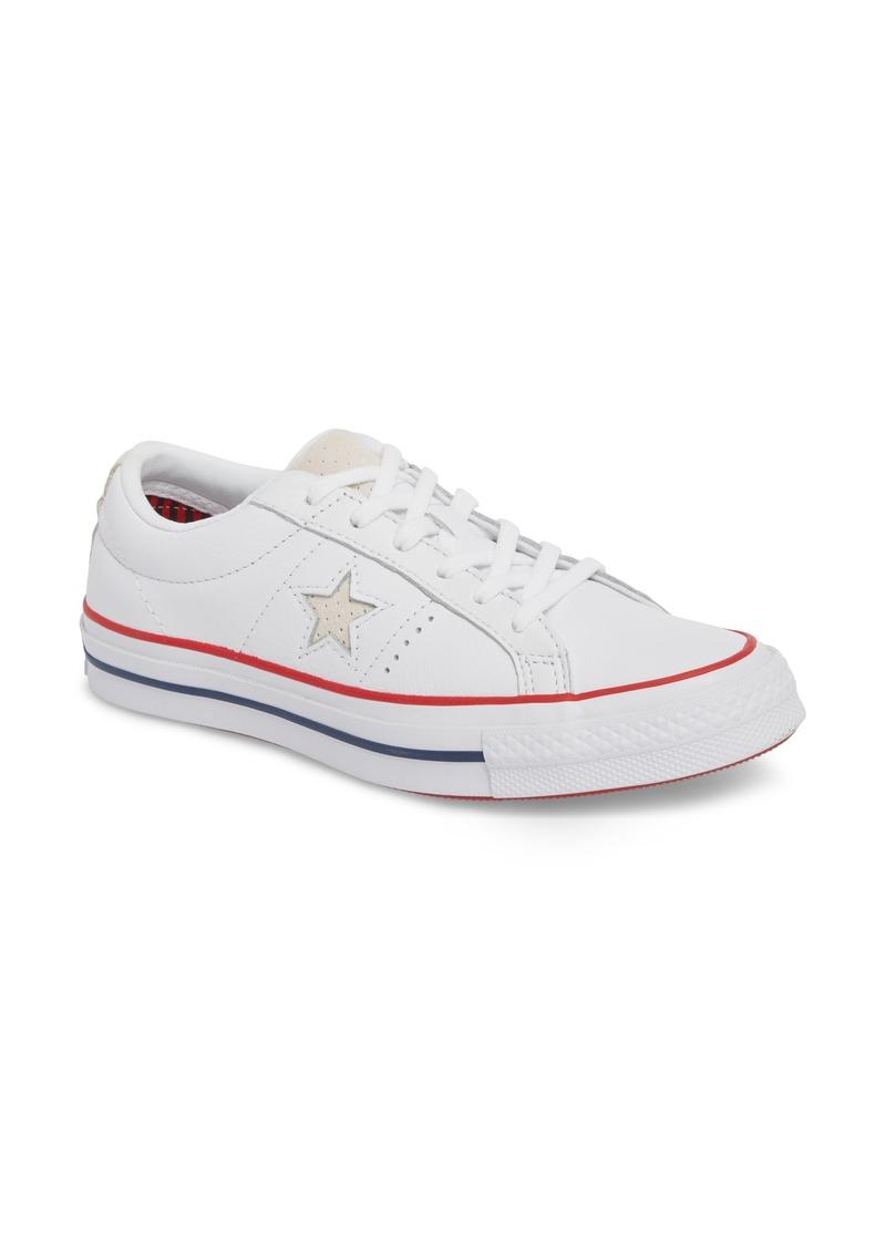 Converse Converse One Star Sneaker (Women)  c70fed9e1e