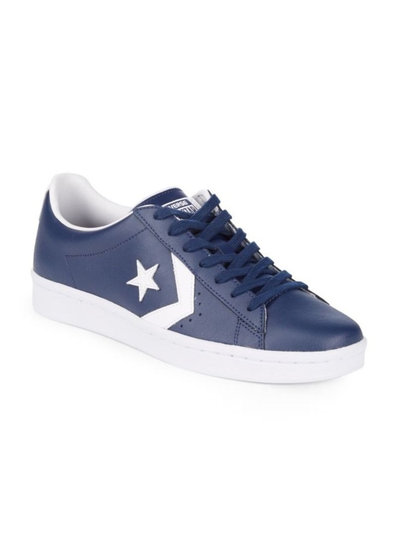 newest collection 53fa3 ea143 Converse Pro Leather Low-Top Sneakers