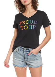 Converse Proud To Be Tee