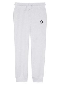 Converse Shimmer Jogger Pants (Big Girls)