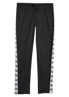 Converse Star & Chevron Track Pants (Big Girls)
