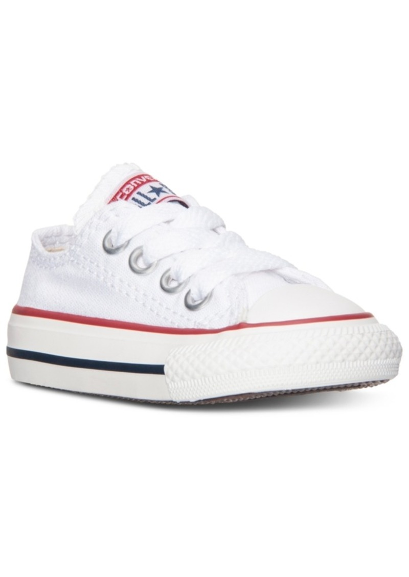 ec72e61dc1dd25 Baby (1-4)   Toddler (4.5-10.5) Chuck Taylor Original Sneakers from Finish  Line. Converse