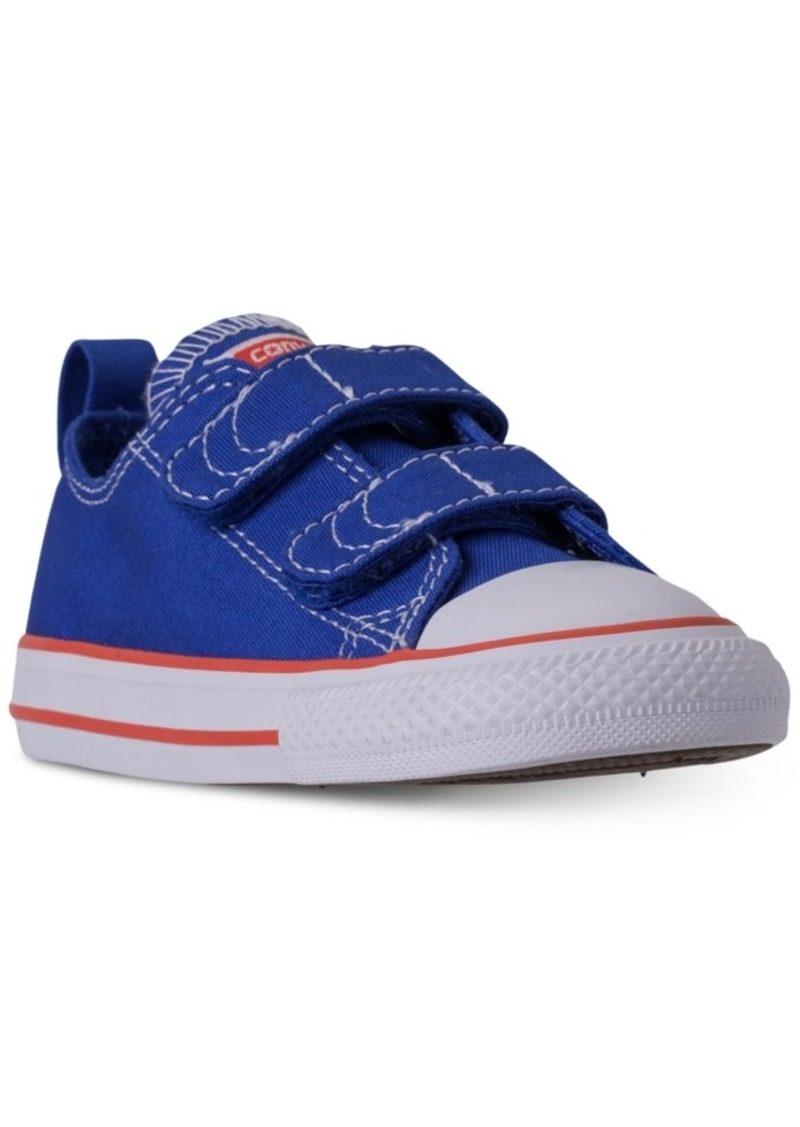 3ae7af94d98 Converse Converse Toddler Boys' Chuck Taylor Ox Casual Sneakers from ...