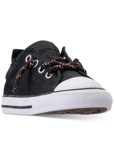 Converse Toddler Boys' Chuck Taylor Street Ox Casual Sneakers from Finish Line