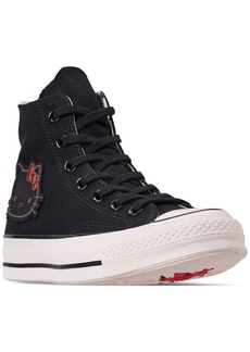 Converse Unisex Chuck Taylor 70 Hello Kitty High Top Casual Sneakers from Finish Line