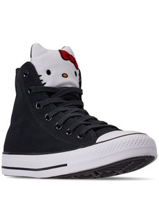 Converse Unisex Chuck Taylor High Top Hello Kitty Casual Sneakers from Finish Line