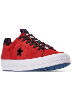 Converse Unisex Chuck Taylor One Star Low Hello Kitty Casual Sneakers from Finish Line