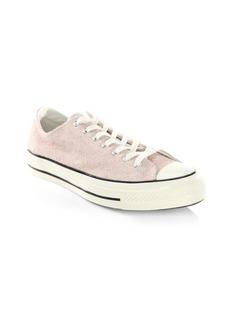 Converse Vintage Suede Sneakers