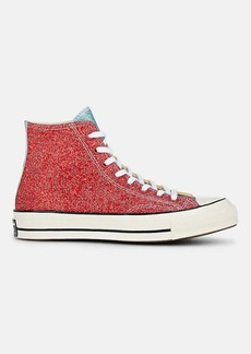 Converse Women's Chuck 70 Glitter Sneakers