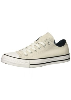 Converse Women's Chuck Taylor All Star Double Tongue Low TOP Sneaker   M US