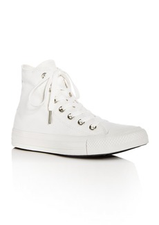 Converse Women's Chuck Taylor All Star Egret High Top Sneakers