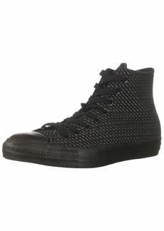 Converse Women's Chuck Taylor All Star High Top Sneaker Black  M US