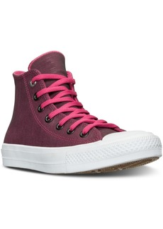 Converse Women's Chuck Taylor All Star Ii Hi Top Casual Sneakers from Finish Line
