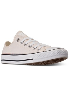 Converse Women's Chuck Taylor All Star Iridescent Low Top Casual Sneakers from Finish Line