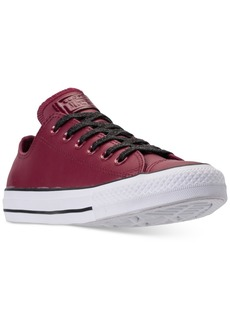 Converse Women's Chuck Taylor All Star Leather Ox Casual Sneakers from Finish Line