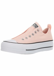 Converse Women's Chuck Taylor All Star Lift Slip On Sneaker   M US