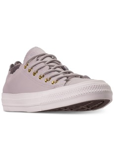 Converse Women's Chuck Taylor All Star Low Top Frilly Thrills Casual Sneakers