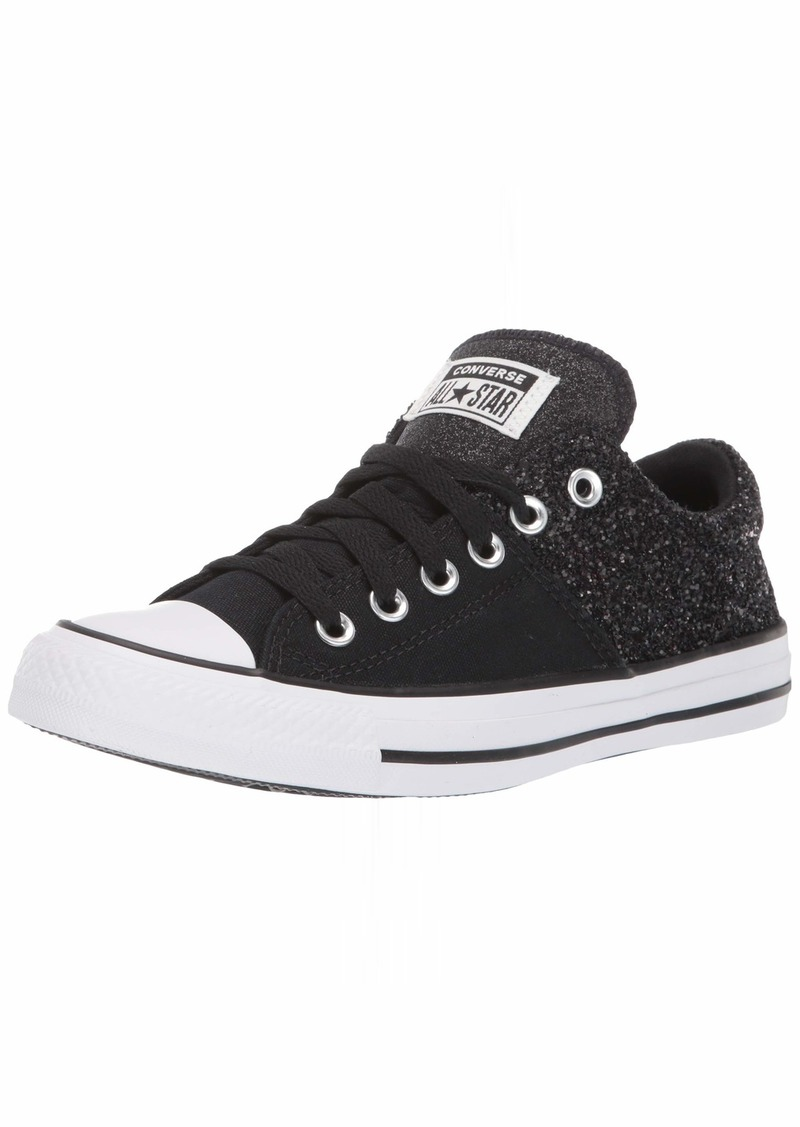 Converse Women's Chuck Taylor All Star Madison Chunky Glitter Low Top Sneaker   M US
