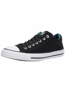 Converse Women's Chuck Taylor All Star Madison Final Frontier Sneaker White/Black  M US