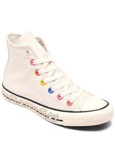 Converse Women's Chuck Taylor All Star My Story High Top Casual Sneakers from Finish Line