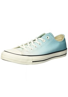 Converse Women's Chuck Taylor All Star Ombre Low TOP Sneaker Pure Teal egret