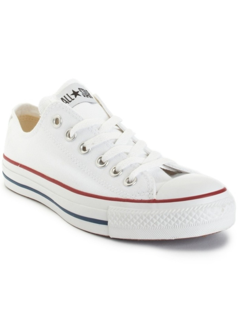 937db12843e4 Converse Women s Chuck Taylor All Star Ox Casual Sneakers from Finish Line