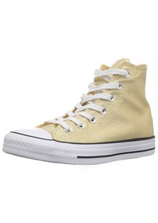 Converse Women's Chuck Taylor All Star Shiny Tile HIGH TOP Sneaker   M US