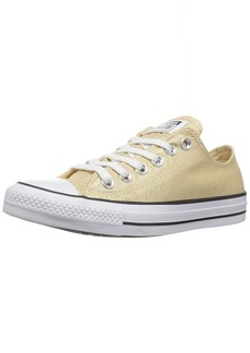 Converse Women's Chuck Taylor All Star Shiny Tile Low TOP Sneaker   M US