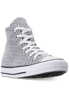 Converse Women's Chuck Taylor All Star Wonderland High Top Casual Sneakers from Finish Line