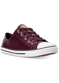 Converse Women's Chuck Taylor Dainty Craft Sl Casual Sneakers from Finish Line