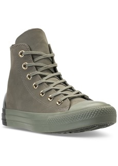 Converse Women's Chuck Taylor High Top Casual Sneakers from Finish Line