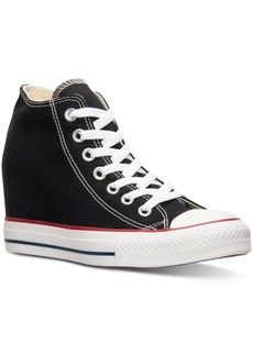 Converse Women's Chuck Taylor Lux Casual Sneakers from Finish Line