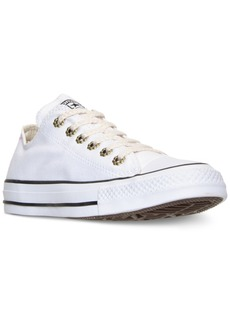 Converse Women's Chuck Taylor Ox Aztec Print Casual Sneakers from Finish Line
