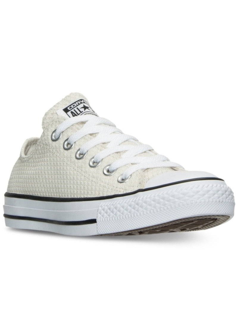 bae0a92f7429 Converse Converse Women s Chuck Taylor Ox Casual Sneakers from ...