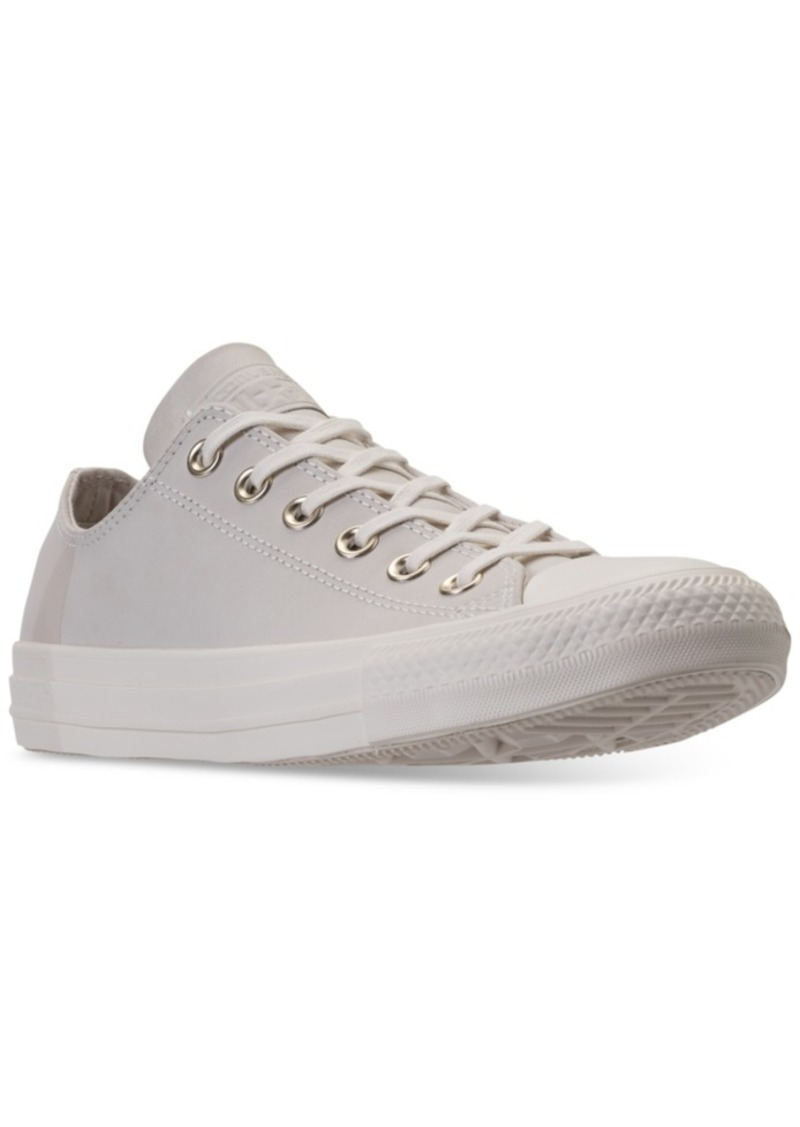 59576bfb5424 Converse Converse Women s Chuck Taylor Ox Casual Sneakers from ...
