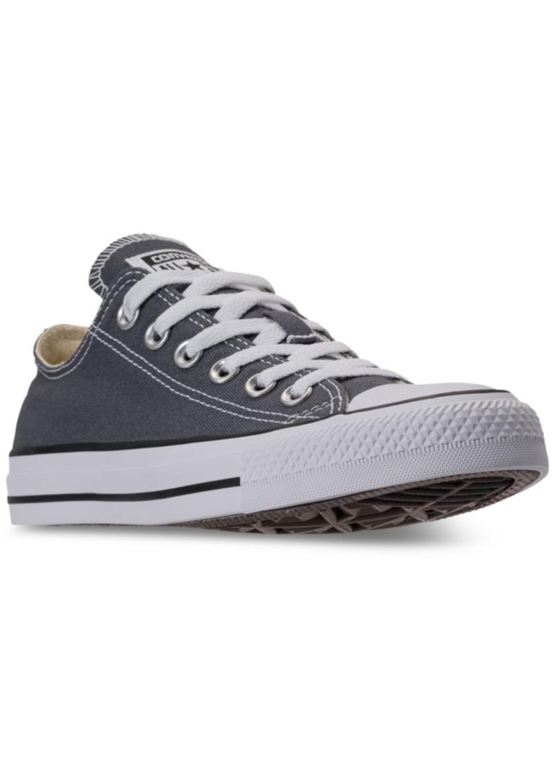 7cbb289e1b44 Converse Converse Women s Chuck Taylor Ox Casual Sneakers from ...